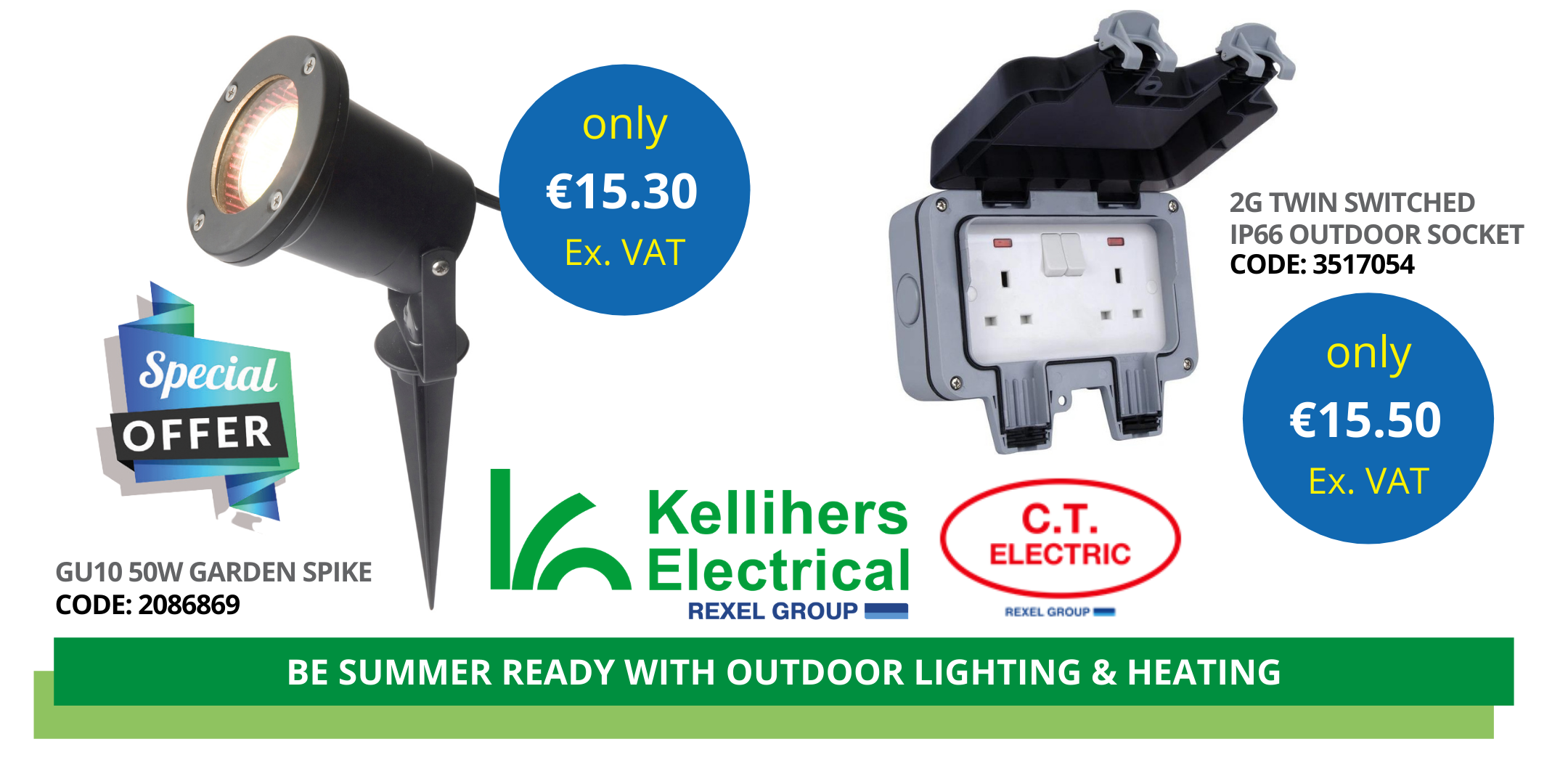 BE SUMMER READY WITH OUTDOOR LIGHTING & HEATING-1